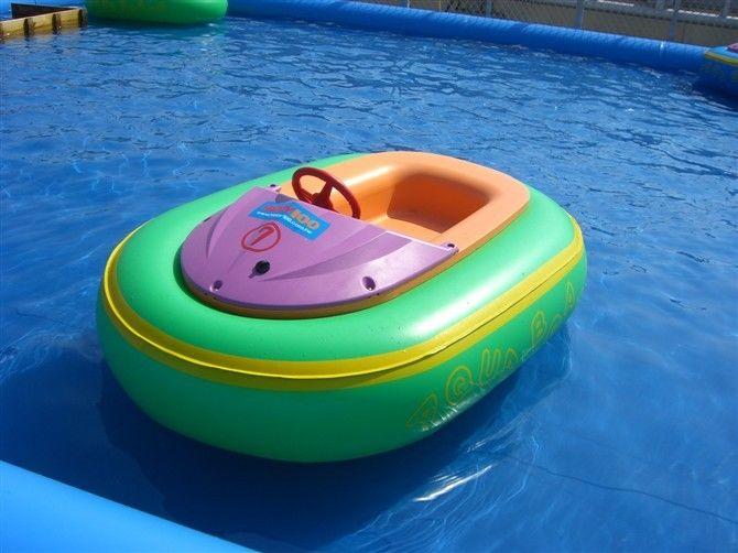 Barco abundante motorizado infl vel dos mini brinquedos da for Piscinas toy